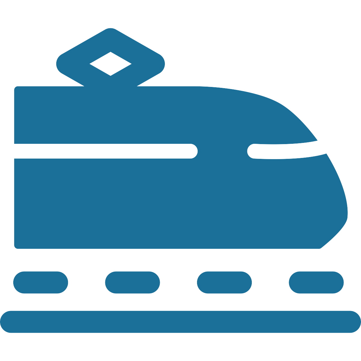 Train Icon for GDPR